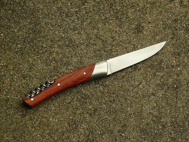 Couteau artisanal français