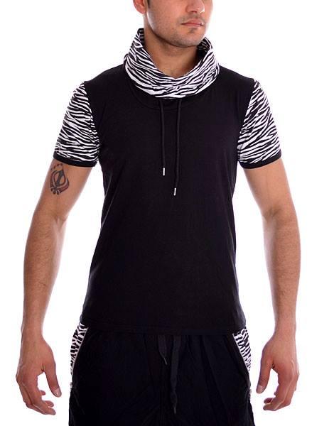 T-shirt swag zèbre par Swagg2rue
