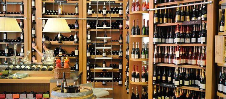 Vins du Languedoc dans la boutique Languedoc Wine Shop